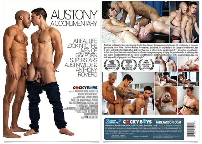DVD Review: Austony- A Cockumentary