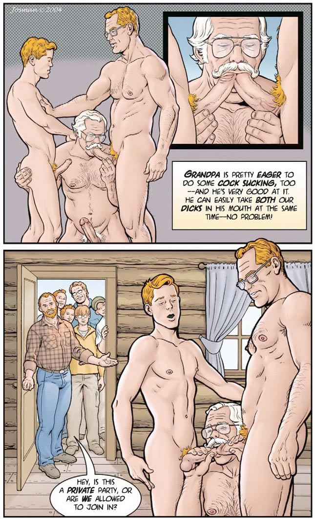 Erotic art: 'Family Tradition part 2' by Josman