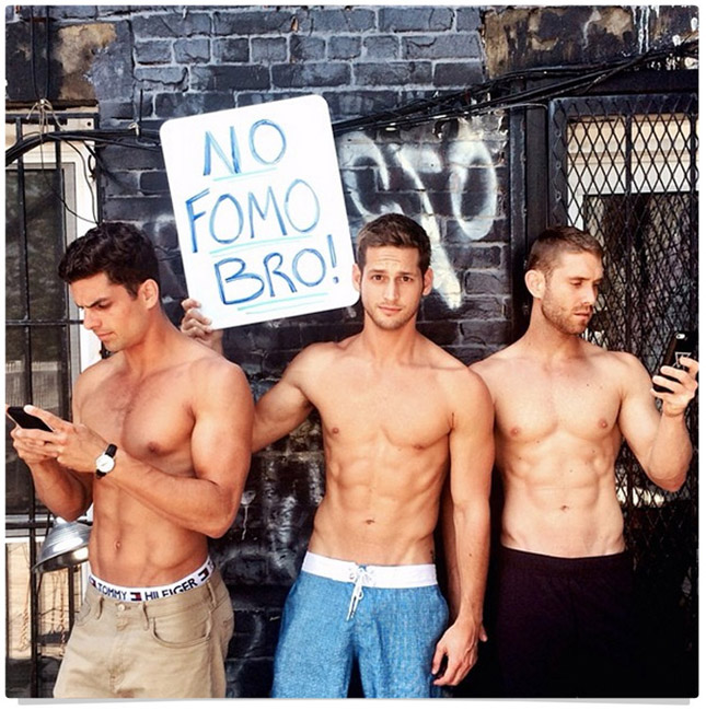 Check out the hottie, with abs of steel, Max Emerson