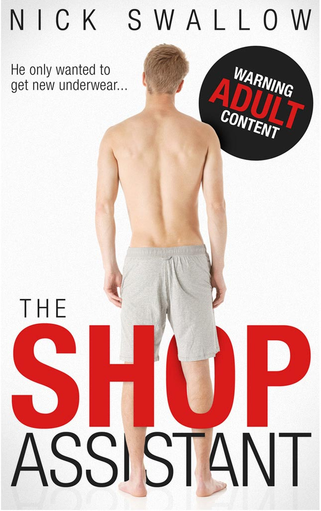 Read 'The Shop Assistant'- straight lad loses virginity