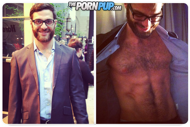 Tommy Defendi: hotter in or half out of his suit?