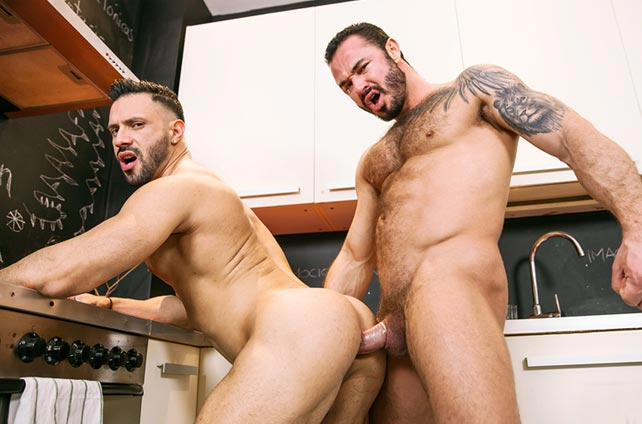 The Daily Dick: Flex gets pounded by Jessy Ares