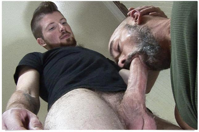 The Daily Dick: Older on younger blowjob & Falcon muscle studs fuck