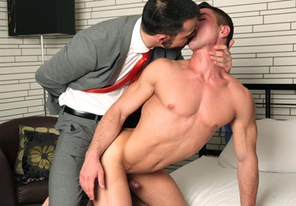 dolan-wolf-hotel-manager-walks-young-groom-marco-rubi-tied-naked