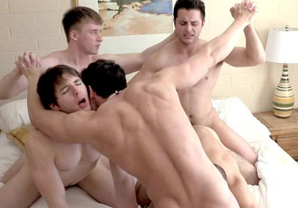 five-man-orgy-muscular-smooth-hairy-handsome-it-has-it-all