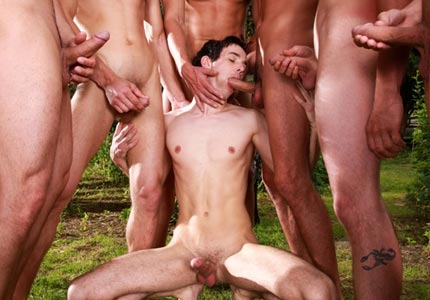 luke-taylor-is-the-cum-swallower-for-a-hot-outdoor-bukakke-party