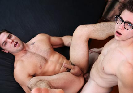 Best of Gay Porn With Glasses