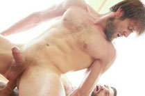 Colby Keller & Tommy Defendi screw each other- a total 'dream team' if I ever saw one